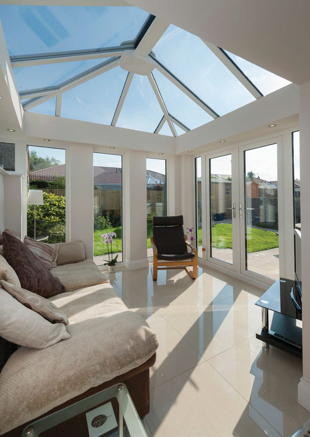 Conservatories Taunton Windows
