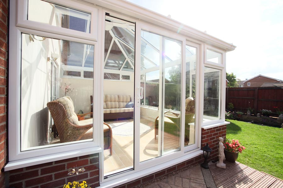 Patio taunton windows for Conservatory doors exterior