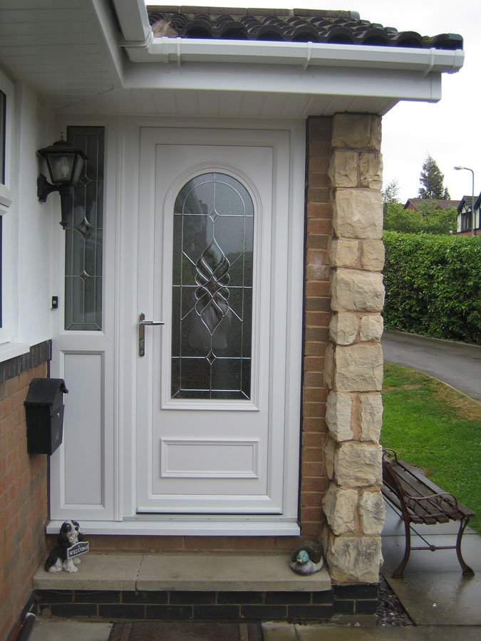 Pvc Entrance Taunton Windows
