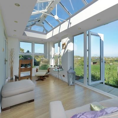 Ultraframe conservatory interior
